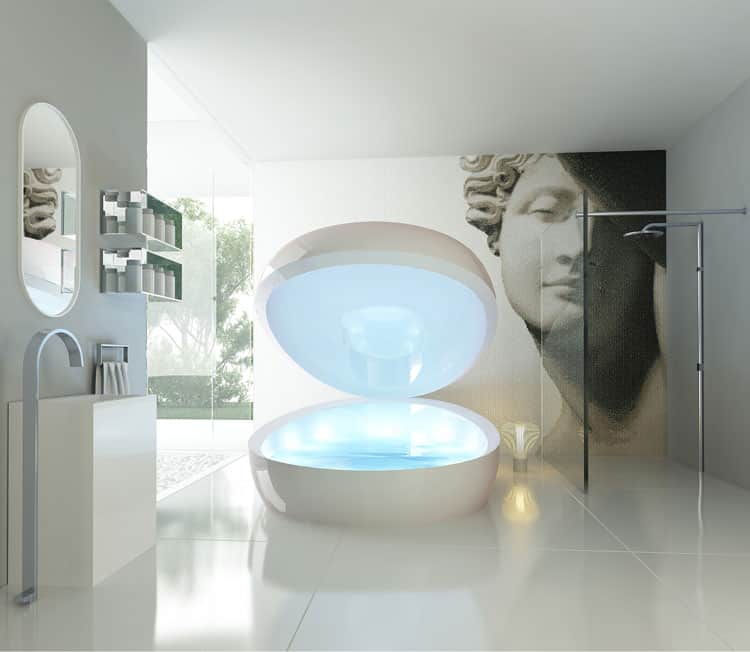Floating spa Nova Group gabinet