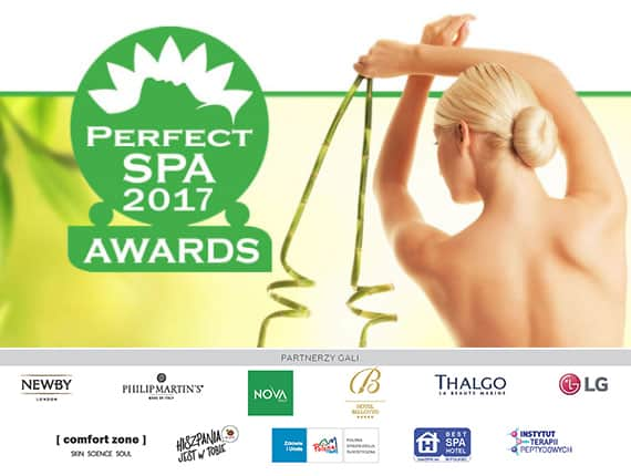 Baner Perfect SPA Awards 2017 570px sponsorzy