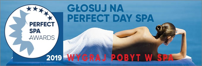 Perfect SPA Awards 2019 Glosuj daySPA