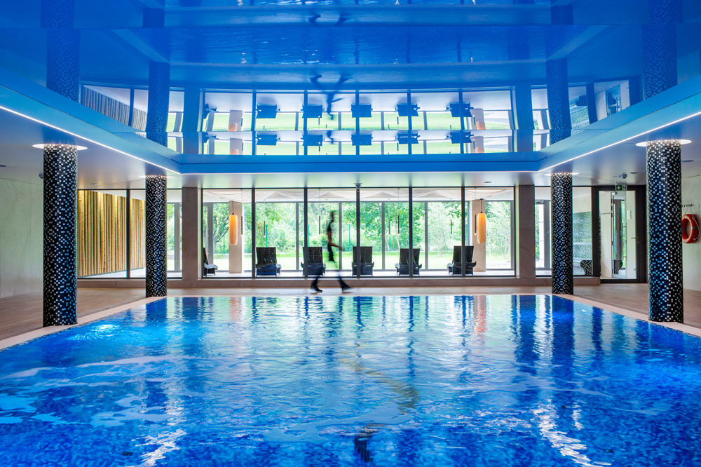 Sopotorium Medical Resort hotel spa sopot basen 1