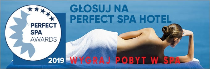 Perfect SPA Awards 2019 Glosuj Hotel SPA